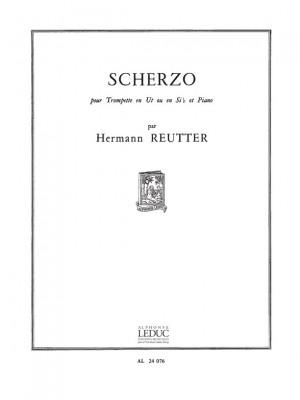 Reutter: Scherzo