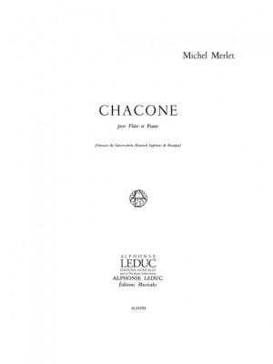 Michel Merlet: Chacone