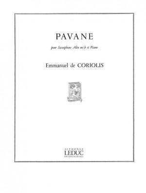 Emmanuel de Coriolis: Pavane