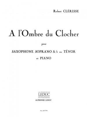 Robert Clerisse: A L'Ombre Du Clocher Product Image