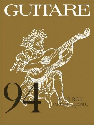 Adrian Le Roy: Adrien le Roy: Fantaisie No.2