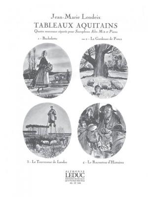 Jean-Marie Londeix: Tableaux Aquitains No.2 - La Gardeuse de Porcs