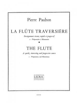 Pierre Paubon: La Flûte traversiere Vol.2