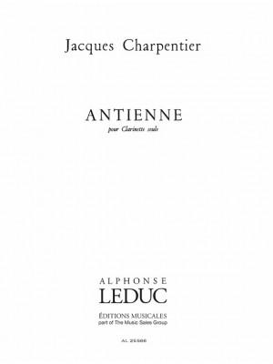 J. Charpentier: Antienne