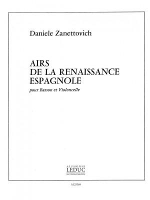 Daniele Zanettovich: Airs de la Renaissance espagnole