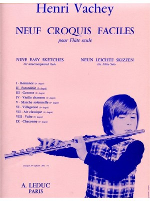 Henri Vachey: Farandole
