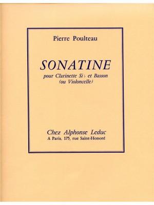 Pierre Poulteau: Pierre Poulteau: Sonatine
