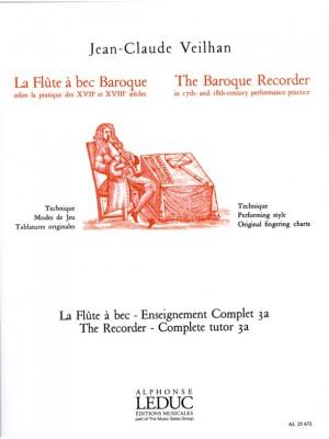 Jean-Claude Veilhan: Jean-Claude Veilhan: La Flûte a Bec Vol.3
