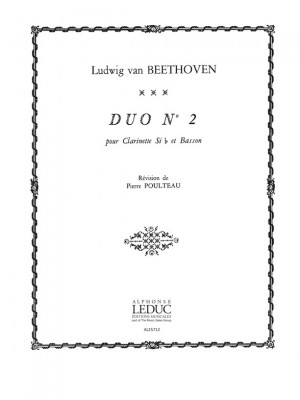 Ludwig van Beethoven: Duo No.2