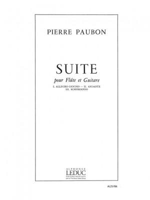 Pierre Paubon: Suite