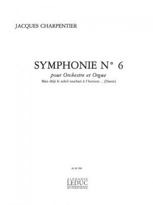 J. Charpentier: Symphonie N06 -Orch.Et Orgue