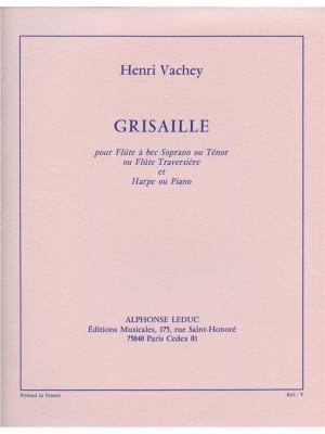 Henri Vachey: Grisaille