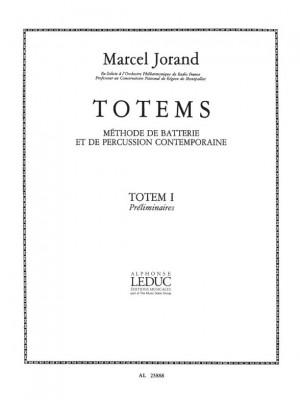 Marcel Jorand: Marcel Jorand: Totem 1