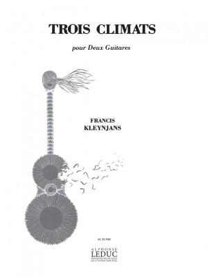 Francis Kleynjans: 3 Climats