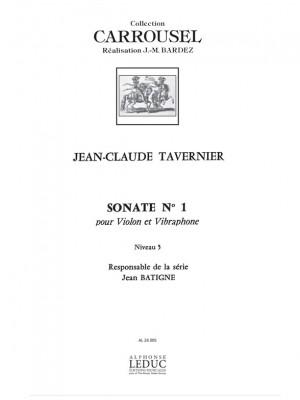 J.Cl. Tavernier: Sonate N01 -C.Carrousel