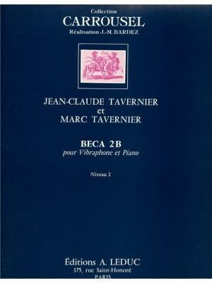 J.Cl. Tavernier: Beca 2B -C.Carrousel