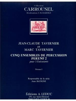 Jean-Claude Tavernier: Perenf 2
