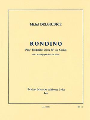 Michel Delguidice: Michel Delguidice: Rondino Product Image