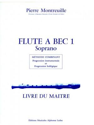 Pierre Montreuille: Pierre Montreuille: La Flûte a Bec