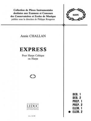 Annie Challan: Express