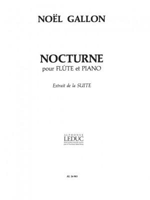 Gabriel Noel-Gallon: Nocturne Extrait De Suite