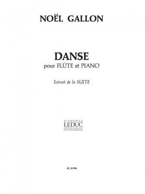 Gabriel Noel-Gallon: Danse Extrait De Suite