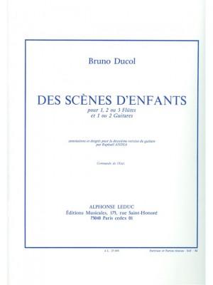 Ducol: Scenes D'Enfants