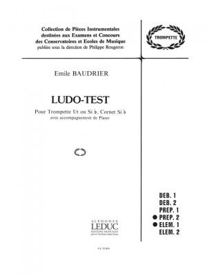 Baudrier: Ludo-Test