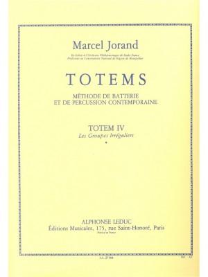 Marcel Jorand: Marcel Jorand: Totem 4
