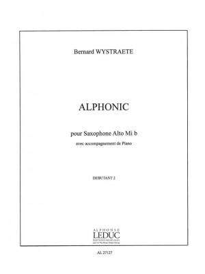 Wystraete: Alphonic