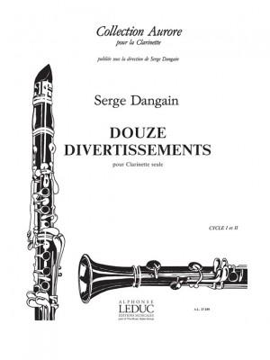 S. Dangain: 12 Divertissements