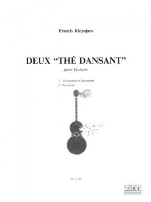 Francis Kleynjans: 2 The Dansant