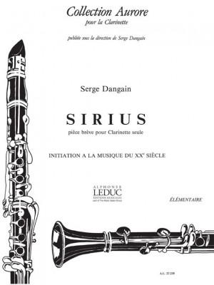 S. Dangain: Sirius