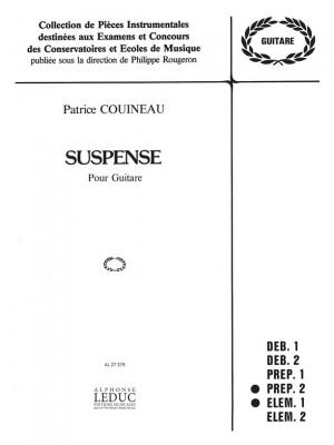 Couineau: Suspense