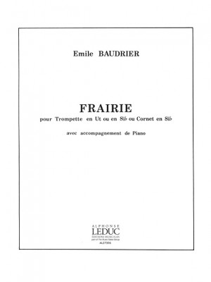 Yves Baudrier: Frairie
