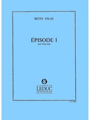 Betsy Jolas: Episode 1