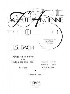 Johann Sebastian Bach: Partita BWV1004 in D Minor