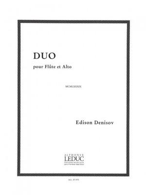 Edison Denisov: Duo