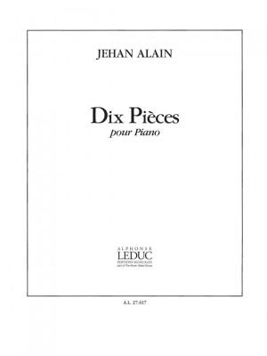 J. Alain: 10 Pieces