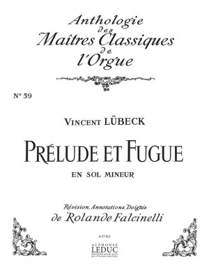 Lubeck: Prélude et Fugue in G minor