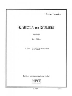 Louvier: L'Isola dei Numeri Vol.1