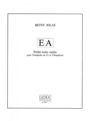 Betsy Jolas: EA - Petite Suite variée