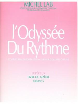 Michel Lab: Michel Lab: LOdyssee du Rythme Vol.5