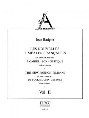 Jean Batigne: The New French Timpani 2, Vol.2