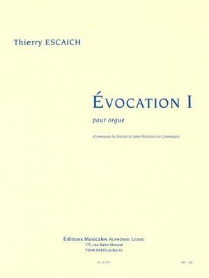 Escaich: Evocation 1