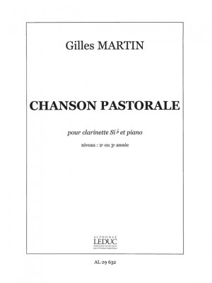 Martin: Chanson Pastorale