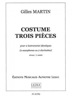 Martin: Costume 3 Pieces