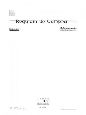 André Campra: Requiem