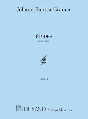 Cramer: Etudes Vol.1 (Durand)