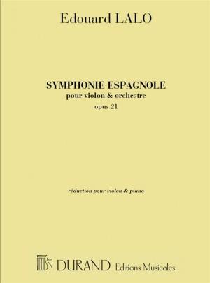 Lalo: Symphonie espagnole Op.21